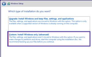 recover data after Windows reinstallation