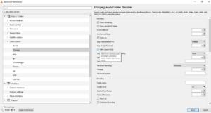 ix choppy video playback issue using VLC