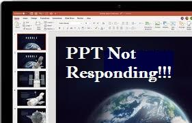 Fix PowerPoint not responding
