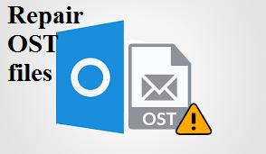Repair Corrupt OST file
