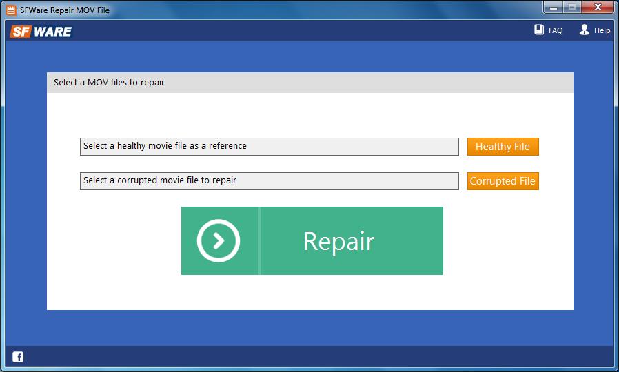 réparer un fichier mov endommagé gratuit