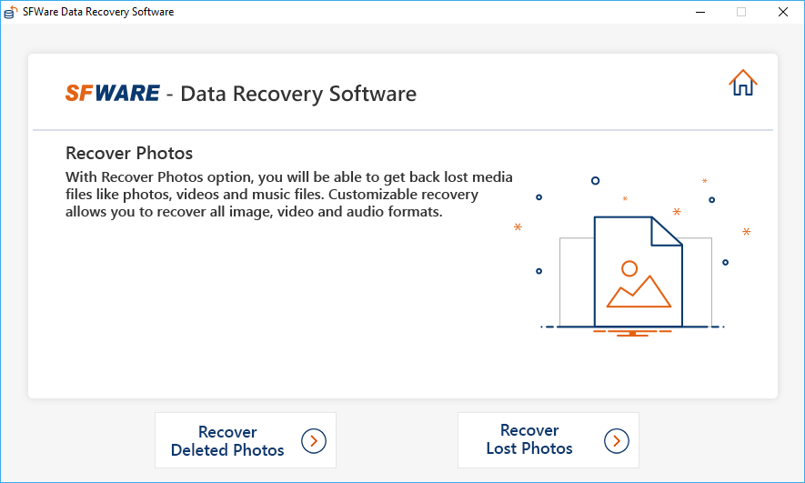 recover lost and deleted camera photos
