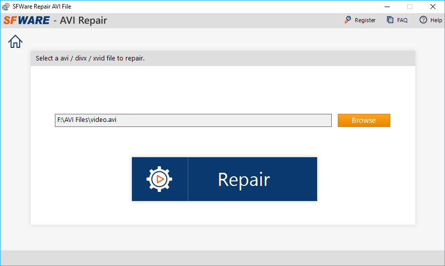 Video Repair Tool to Fix Corrupted Video Files